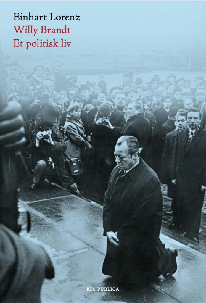 Cover - Willy Brandt - Et politisk liv