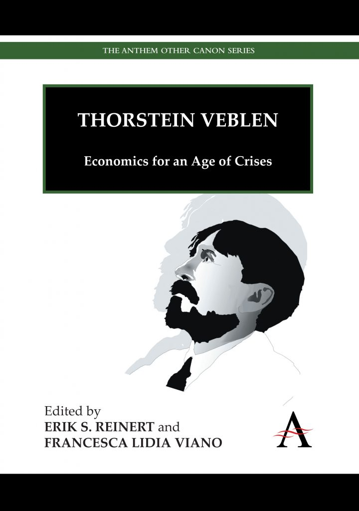 Cover - Economics for an Age of Crises