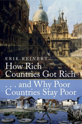 Cover - How rich countries got rich and why poor countries stay poor