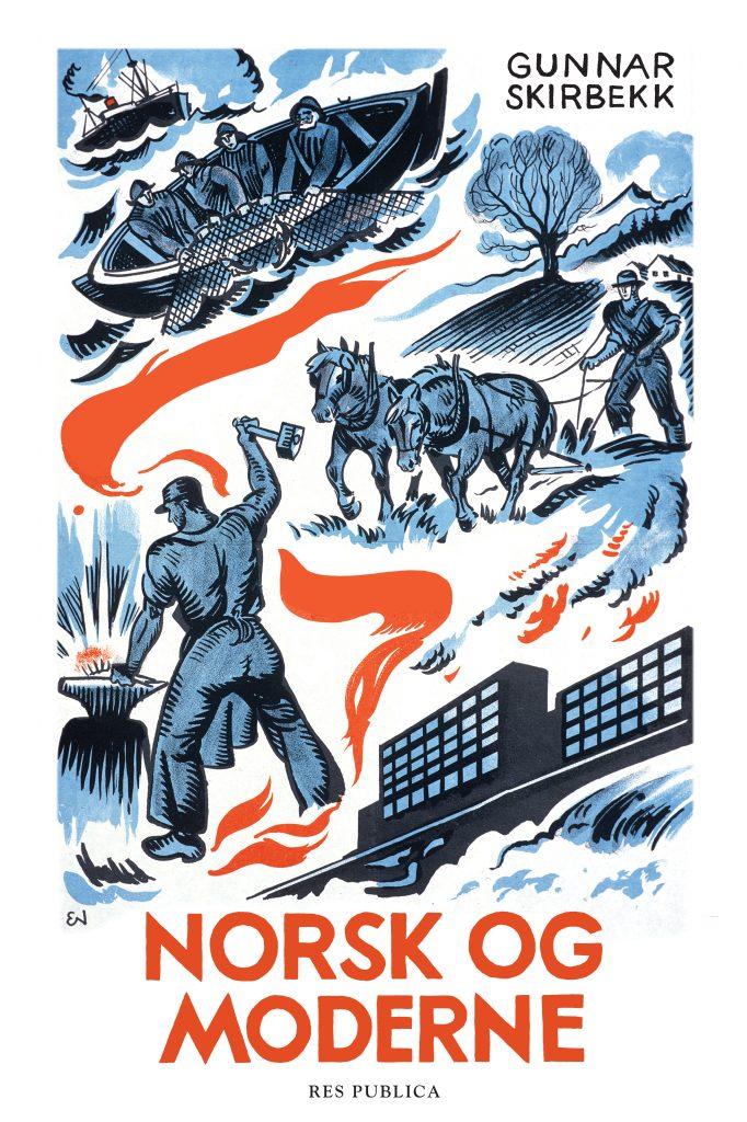Cover - Norsk og moderne