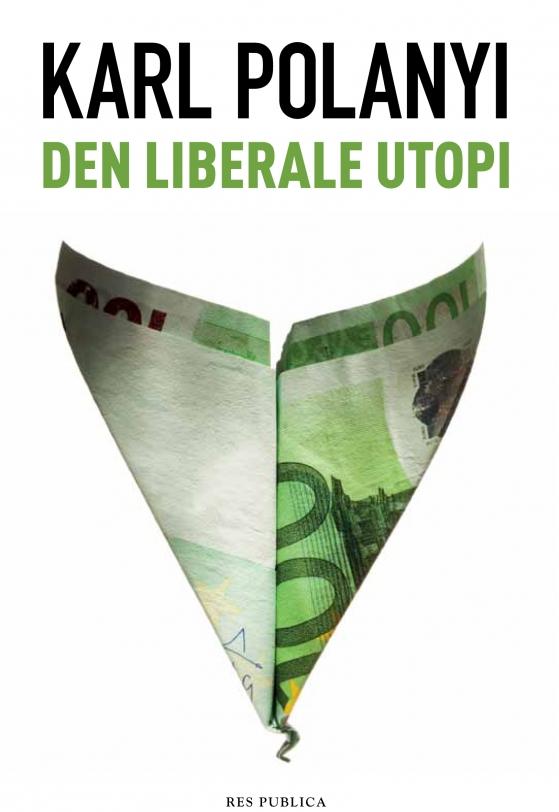 Cover - Den liberale utopi
