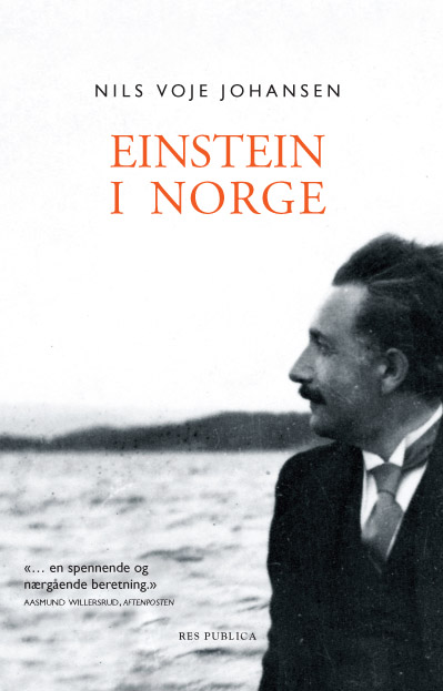 Cover - Einstein i Norge