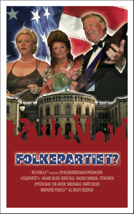 Cover - Folkepartiet