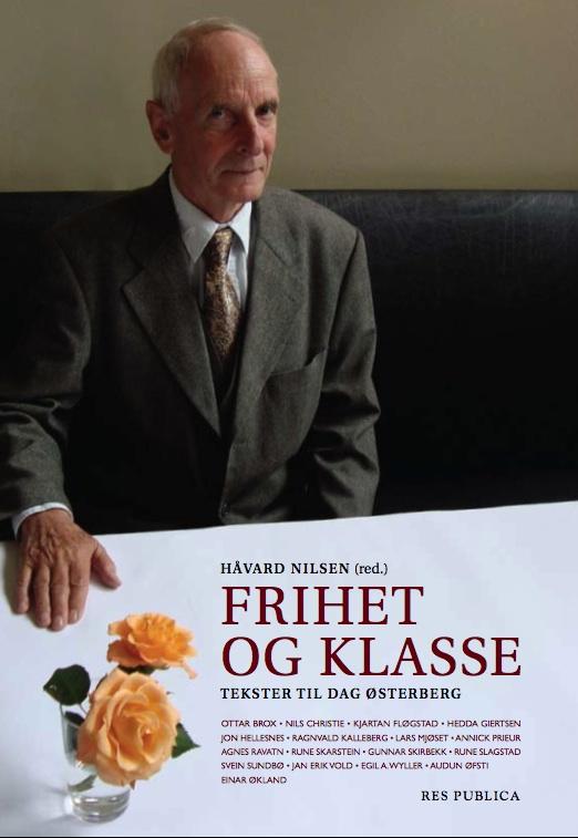 Cover - Frihet og klasse