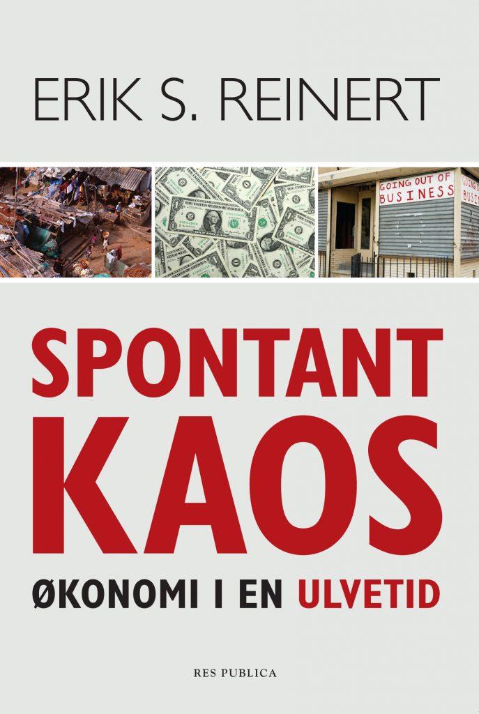 Cover - Spontant kaos