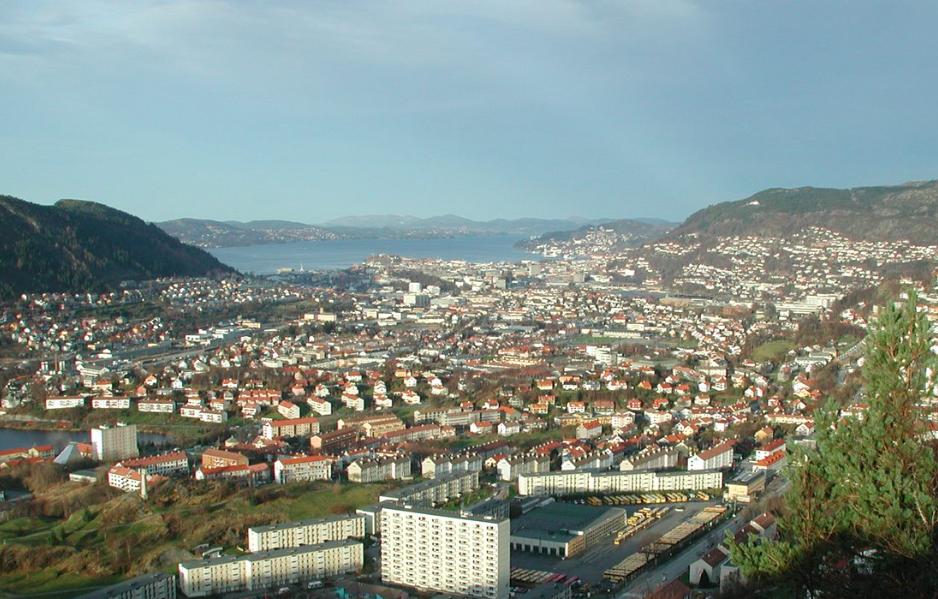Landås, Bergen